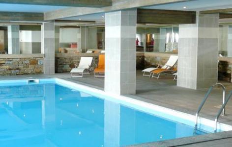 Location au ski Hotel Vancouver - La Plagne - Piscine