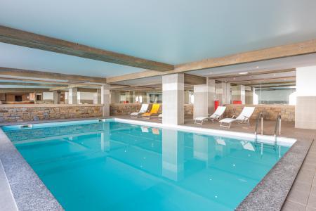 Location au ski Hôtel Vancouver - La Plagne - Piscine