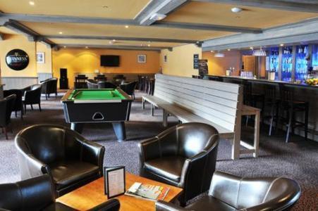 Location au ski Hotel Vancouver - La Plagne - Réception