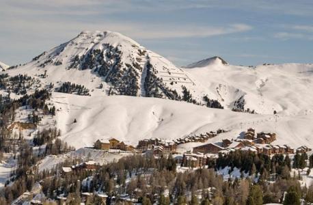 Location au ski Hotel Vancouver - La Plagne - Intérieur