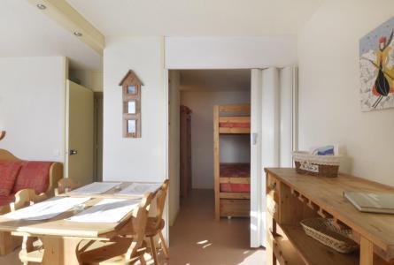 Location au ski Studio cabine 4 personnes (105) - La Residence 3000 - La Plagne - Plan