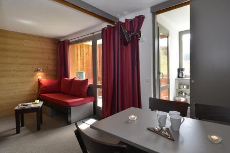 Location au ski Studio 4 personnes (201) - La Residence 3000 - La Plagne - Séjour