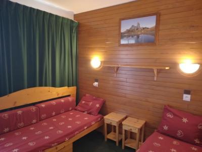 Location au ski Studio 4 personnes (305) - La Residence 3000 - La Plagne - Kitchenette