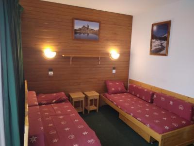 Location au ski Studio 4 personnes (305) - La Residence 3000 - La Plagne - Séjour