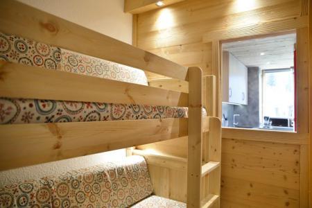Location au ski Studio 4 personnes (417) - La Residence 3000 - La Plagne - Salle de bains
