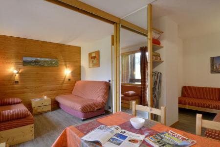 Location au ski Studio 4 personnes (417) - La Residence 3000 - La Plagne - Séjour