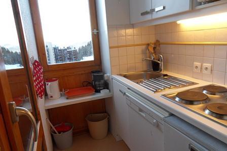 Location au ski Studio 4 personnes (426) - La Residence 3000 - La Plagne - Lits superposés