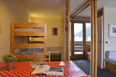 Location au ski Studio 4 personnes (426) - La Residence 3000 - La Plagne - Table