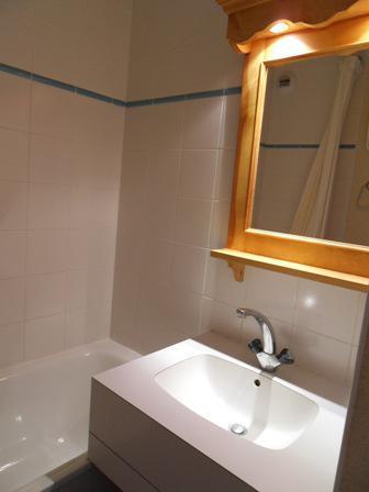 Location au ski Studio 4 personnes (622) - La Residence 3000 - La Plagne - Salle de bains