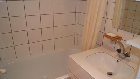 Location au ski Studio 4 personnes (626) - La Residence 3000 - La Plagne - Salle de bains