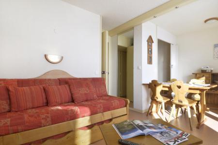 Location au ski Studio cabine 4 personnes (105) - La Residence 3000 - La Plagne - Canapé