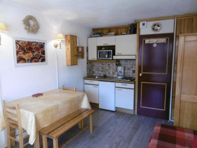 Rent in ski resort Studio sleeping corner 4 people (405) - La Résidence Aconcagua - La Plagne
