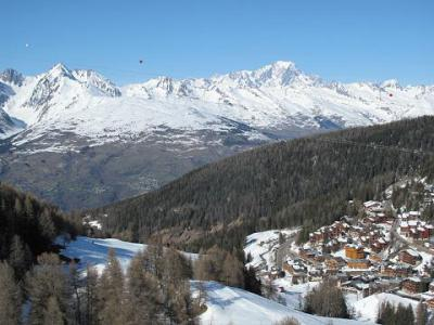 Rent in ski resort Studio 3 people (802) - La Résidence Aconcagua - La Plagne