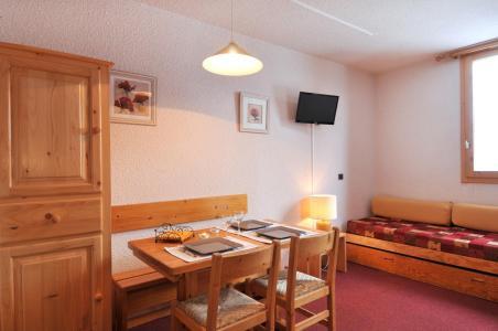 Location au ski Studio 4 personnes (111) - La Residence Aigue-Marine - La Plagne