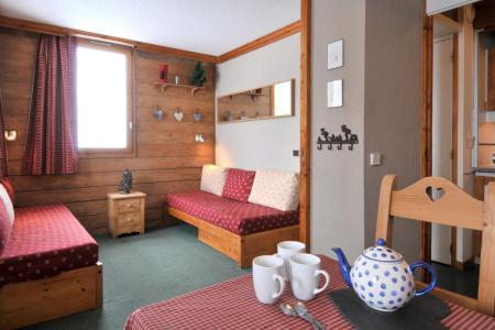 Location au ski Studio 4 personnes (11) - La Residence Aigue-Marine - La Plagne