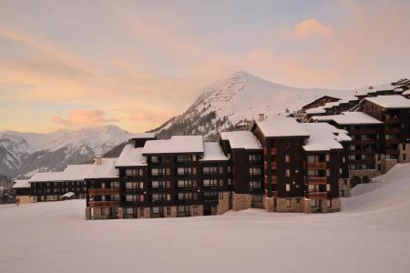 Location au ski Studio 4 personnes (214) - La Residence Aigue-Marine - La Plagne