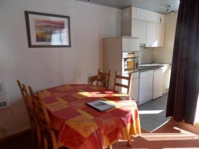 Location au ski Studio cabine mezzanine 5 personnes (84) - La Residence Amethyste - La Plagne