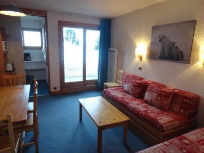 Аренда на лыжном курорте Апартаменты 2 комнат 5 чел. (02) - La Résidence Améthyste - La Plagne - Салон