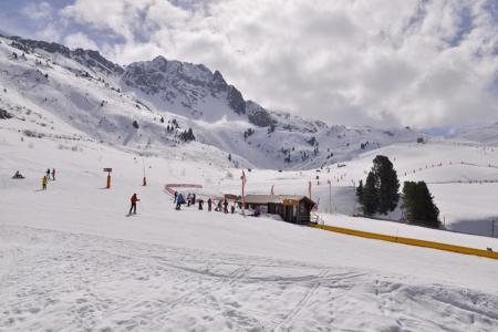 Аренда на лыжном курорте Апартаменты 2 комнат 6 чел. (01) - La Résidence Améthyste - La Plagne - Ванная