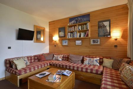 Аренда на лыжном курорте Апартаменты 2 комнат 6 чел. (01) - La Résidence Améthyste - La Plagne - Салон