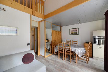 Аренда на лыжном курорте Квартира студия кабина мезонин для 5 чел. (84) - La Résidence Améthyste - La Plagne