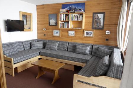 Аренда на лыжном курорте Апартаменты 2 комнат 6 чел. (01) - La Résidence Améthyste - La Plagne