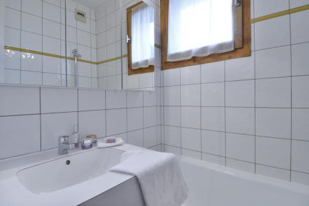 Аренда на лыжном курорте Квартира студия для 4 чел. (40) - La Résidence Améthyste - La Plagne - Ванная