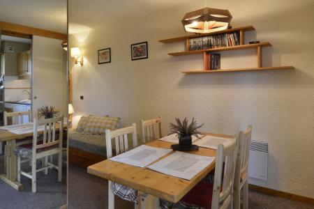 Аренда на лыжном курорте Квартира студия для 4 чел. (40) - La Résidence Améthyste - La Plagne - Столова&