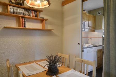 Аренда на лыжном курорте Квартира студия для 4 чел. (40) - La Résidence Améthyste - La Plagne - Небольш&