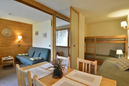Аренда на лыжном курорте Квартира студия для 4 чел. (40) - La Résidence Améthyste - La Plagne - Стол