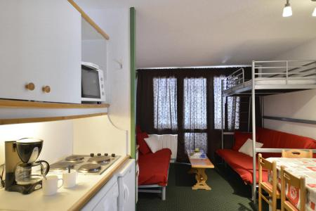Location 4 personnes Studio cabine 4 personnes (112) - La Residence Andromede