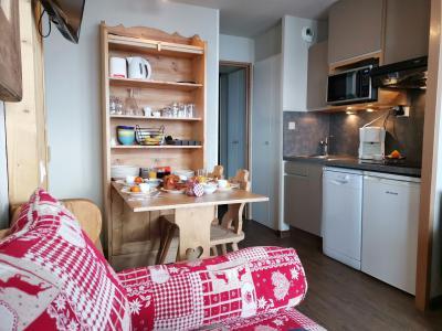 Аренда на лыжном курорте Апартаменты 2 комнат 5 чел. (209) - La Résidence Andromède - La Plagne