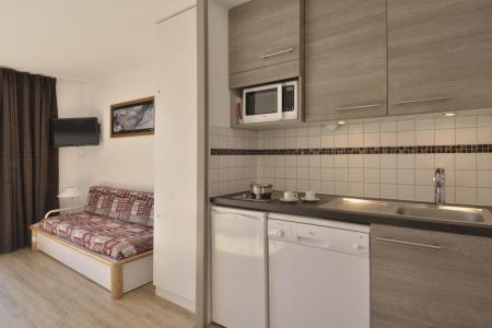 Аренда на лыжном курорте Апартаменты 3 комнат 6 чел. (422) - La Résidence Andromède - La Plagne