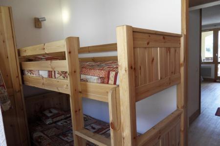 Аренда на лыжном курорте Квартира студия для 4 чел. (217) - La Résidence Andromède - La Plagne