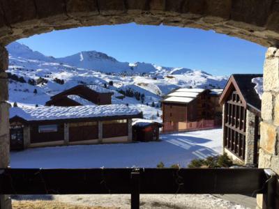 Аренда на лыжном курорте Апартаменты 2 комнат 5 чел. (101) - La Résidence Andromède - La Plagne