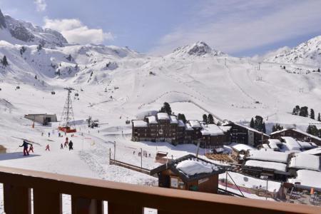 Аренда на лыжном курорте Апартаменты 3 комнат 5 чел. (100) - La Résidence Andromède - La Plagne