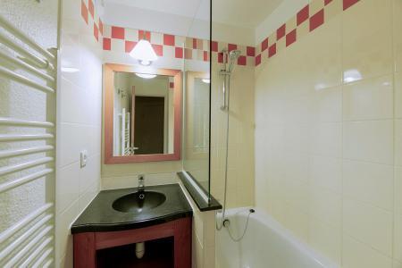 Аренда на лыжном курорте Апартаменты 3 комнат 7 чел. (410) - La Résidence Andromède - La Plagne