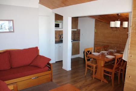 Аренда на лыжном курорте Апартаменты 3 комнат 7 чел. (504) - La Résidence Andromède - La Plagne