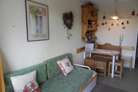 Аренда на лыжном курорте Квартира студия кабина для 4 чел. (114) - La Résidence Andromède - La Plagne