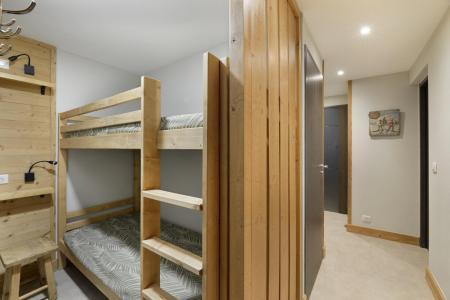 Аренда на лыжном курорте Квартира студия кабина для 6 чел. (113) - La Résidence Andromède - La Plagne