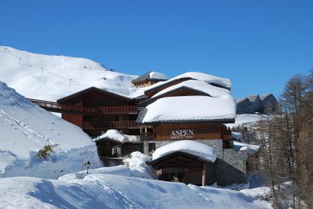 Location La Plagne : La Résidence Aspen hiver