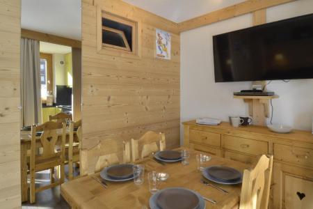 Аренда на лыжном курорте Квартира студия со спальней для 4 чел. (543) - La Résidence Béryl - La Plagne