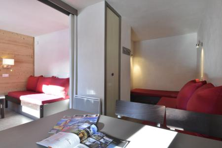 Аренда на лыжном курорте Делящаяся квартира студия для 4 чел. - La Résidence Béryl - La Plagne