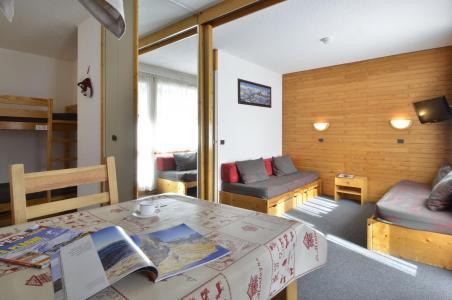 Аренда на лыжном курорте Квартира студия для 4 чел. (339) - La Résidence Béryl - La Plagne