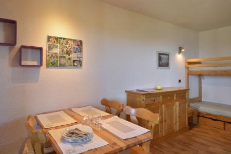 Аренда на лыжном курорте Квартира студия для 4 чел. (640) - La Résidence Béryl - La Plagne
