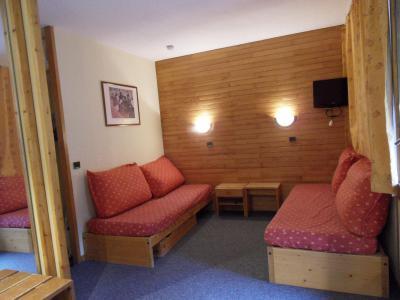Аренда на лыжном курорте Квартира студия для 4 чел. (BE139) - La Résidence Béryl - La Plagne