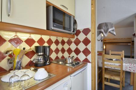 Location au ski Studio 4 personnes (339) - La Residence Beryl - La Plagne - Plan