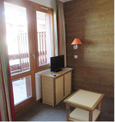Аренда на лыжном курорте Квартира студия для 4 чел. (644) - La Résidence Béryl - La Plagne - Журнальный столик