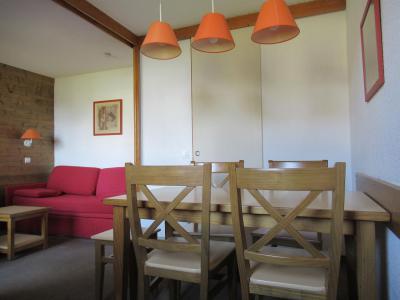 Аренда на лыжном курорте Квартира студия для 4 чел. (644) - La Résidence Béryl - La Plagne - Салон