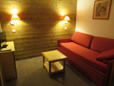 Аренда на лыжном курорте Квартира студия для 4 чел. (644) - La Résidence Béryl - La Plagne - Диван